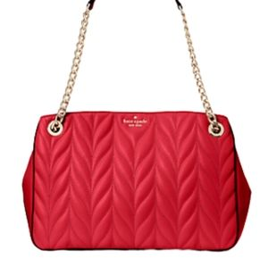 NEW Kate Spade Quilted Brian Lane Medium Tote